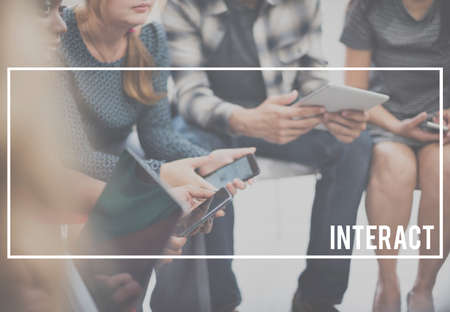 cooperate: Interact Join Communicate Cooperate Concept