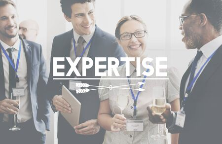 expertise: Expertise Professional Brilliant Ability Concept
