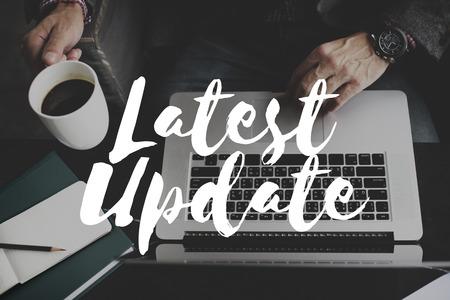 Último software de programación de actualización Actualizar el concepto de firmware