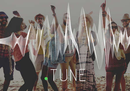 tune: Tune Frequency Instrument Listening Music Concept