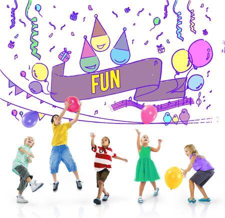 socialize: Happiness Enjoy Fun Jolly Festive Concept