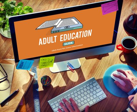 advisory: Adult Education Advisory Age Limit Blocked Concept