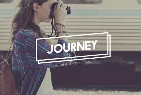 explore: Explorer Journey Explore Leisure Concept