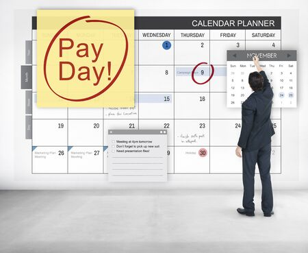 pay wall: Pay Day Accounting Banking Budget Economy Concept