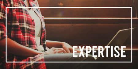 expertise: Expertise Expert Skilled Intelligence Concept