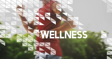 people   lifestyle: Healthy Lifestyle Wellbeing Live Well Healthcare Wellness Concept