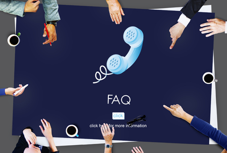 frequently asked question: Frequently Asked Question Satisfaction Survey Concept