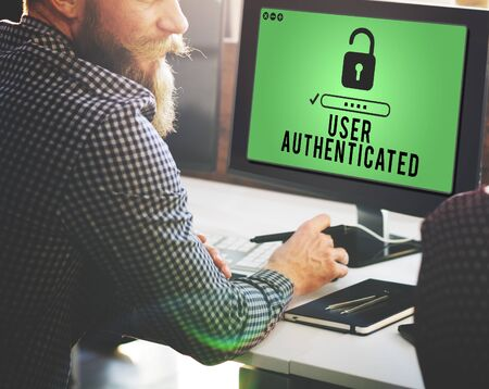 proved: User Authenticated Real Original Personal Concept