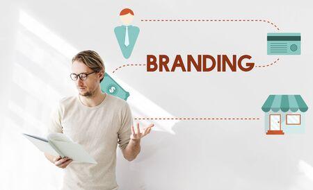 trademark: Branding Marketing Commercial Trademark Concept