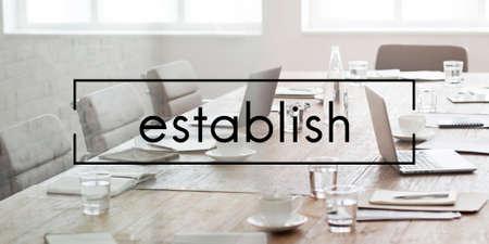 stabilize: Establish Stabilize Found Create Concept