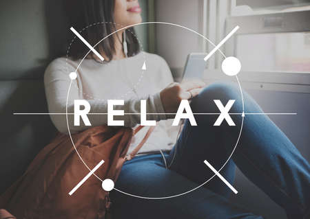 chill out: Relaxation Relax Chill Out Peace Resting Serenity Concept