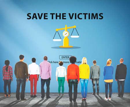 victims: Partiality Prejudice Unfairness Help Victims Bias Concept