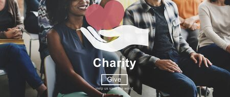 generosity: Charity Relief Support Donation Charitable Aid Concept