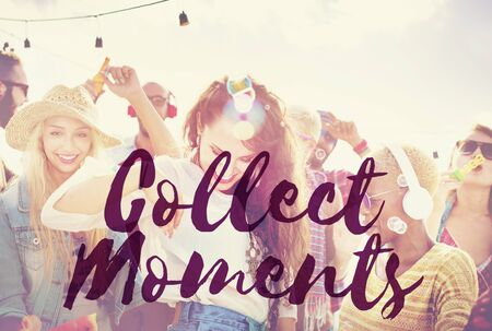 festival moments: Collect Moments Adventure Enjoyment Explore Concept
