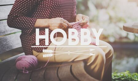chill out: Hobby Relaxation Chill Out Activity Concept