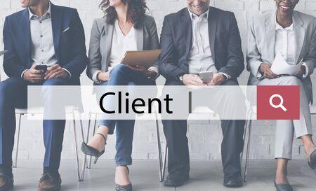 patron: Client Commerce Consumer Patron Person User Concept