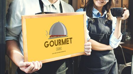 delicacy: Gourmet Delicacy Dinner Food Healthy Meal Concept