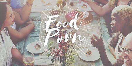 порно: Food Porn Commercial Advertising Tasty Delicious Concept