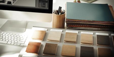 veneer: Design Studio Creativity Ideas Wood Palette Decoration Concept