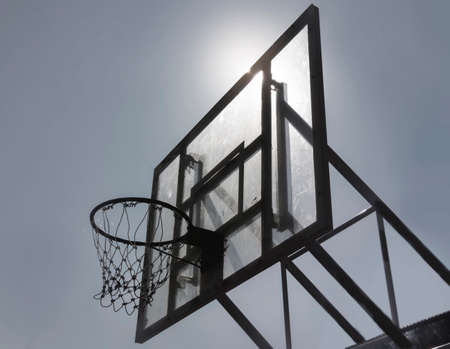 professional basketball league: Basketball Winning Point Competition Concept