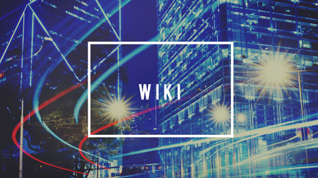 wiki: Wiki Answer Community Education Information Concept