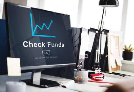 fondos negocios: Compruebe el an�lisis del presupuesto fondos a datos empresariales Concepto Finanzas