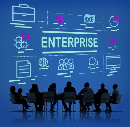 establishment: Enterprise Campaign Corporation Establishment Concept