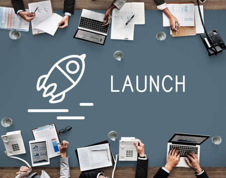 release: Launch Analysis Business Plan Release concept
