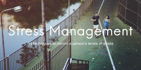 stress management: Stress Management Keep Calm Relaxation Calmness Concept