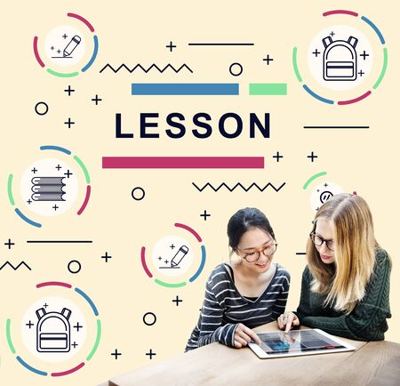 literacy instruction: Education Lesson Learn Study Student Concept