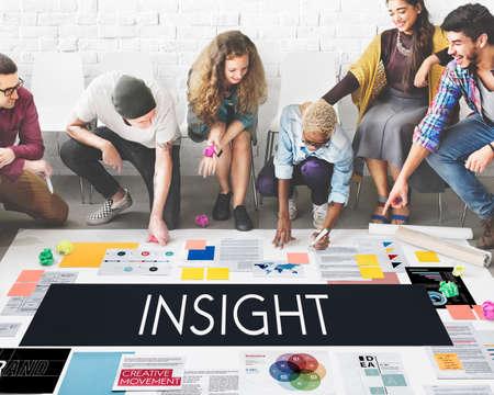 seeing: Insight Perception Awareness Judgement Seeing Concept