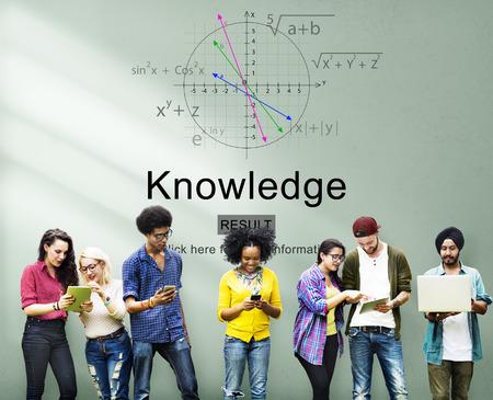 perceptive: Knowledge Education Insight Intelligence Wisdom Concept