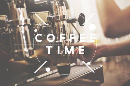 coffe break: Coffe Time Break Relaxation Cafe Concept