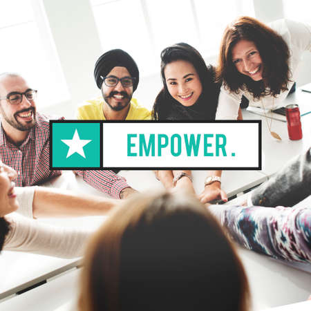 empower: Empower Authority Enable Permission Power Concept