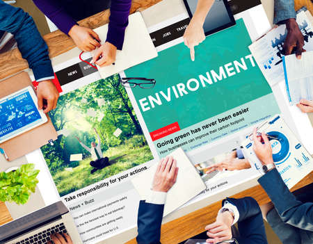 environmental conversation: Environment Conservation Ecology Global Nature Concept