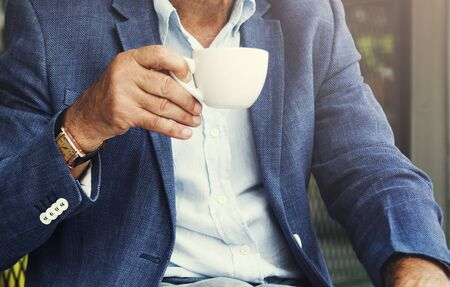 caffeine: Cafe Coffee Caffeine Casual Relaxation Style Concept
