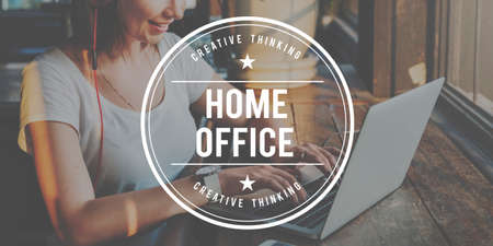 home office: Home Office Workspace Business Corporate Concept