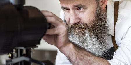coffee maker machine: Barista Coffee Maker Machine Grinder Portalifter Concept
