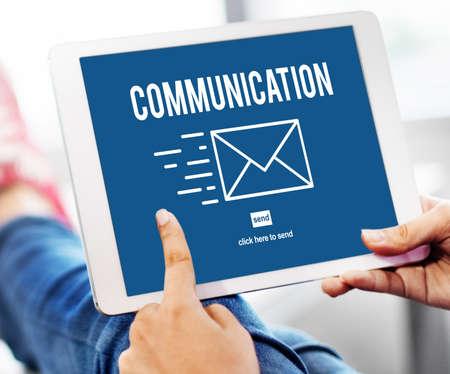correspondencia: Comunicación Conexión Correspondencia Concepto de correo electrónico