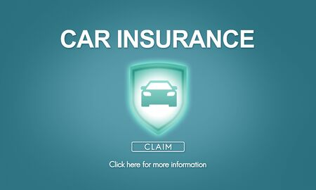damage: Car Insurance Damage Policy Transport Vehicle Concept Stock Photo