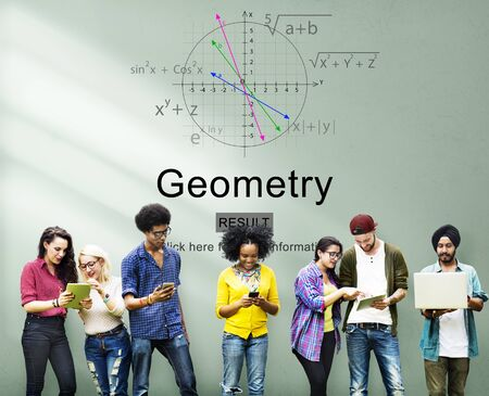 teorema: Concepto Geometr�a F�rmula de c�lculo de la ecuaci�n