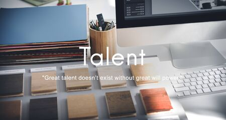 abilities: Talent Skills Abilities Expertise Professional Concept