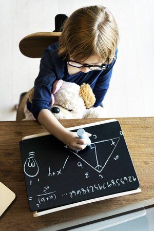 egghead: Girl Cute Pretty Children Pleasure Relaxation Concept