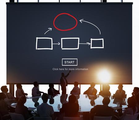 diagrama de flujo: Diagrama de flujo Concepto Proceso de Gesti�n de la empresa
