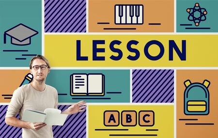 literacy instruction: Lesson Class Education Study Teaching Concept