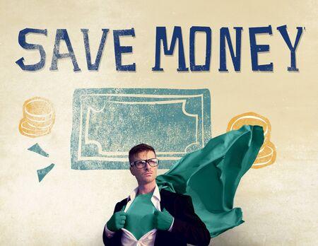 Save Money Managment Economy Finance Concept