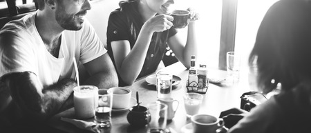 chill: Cafe Coffee Restaurant Resting Relaxation Chill Concept