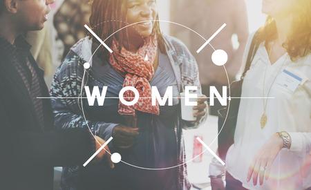 feminism: Women Woman Female Feminism Lady Madam Concept