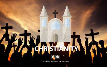 Christianity Faith Holy Hope Jesus Mercy Spirit Concept