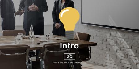 empezar: Introducción Lanzamiento de inicio Begin Concept